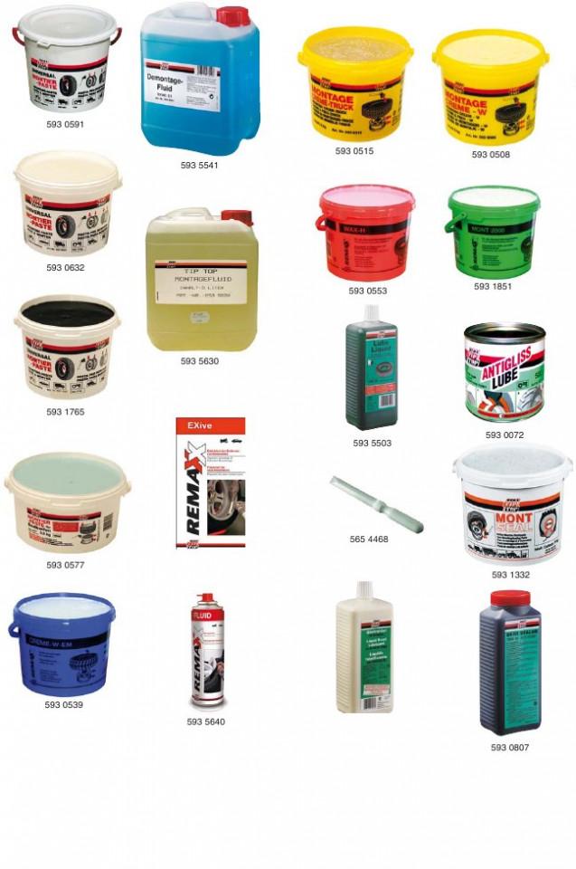 Компания по продаже материалов, инструментов и оборудования для ремонта шин РеммаТехСнаб Изображение 3