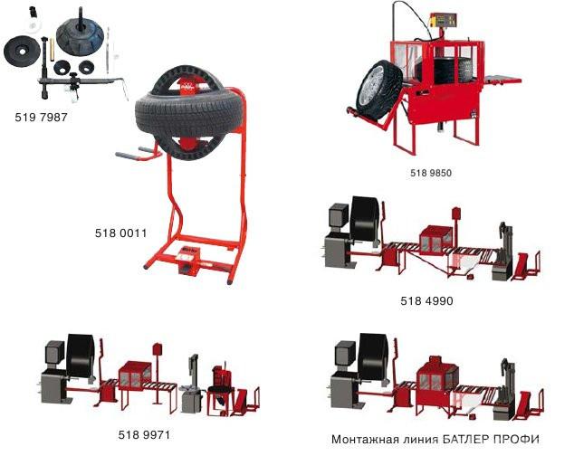Компания по продаже материалов, инструментов и оборудования для ремонта шин РеммаТехСнаб Изображение 6
